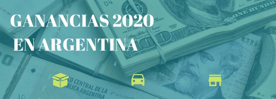 todo sobre impuesto ganancias 2020 argentina
