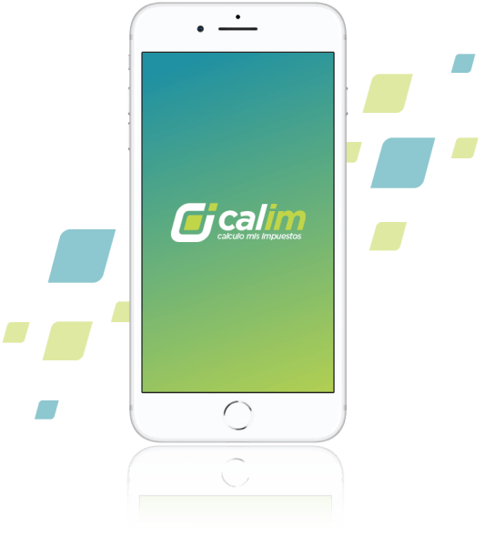 calim impuestos logo celular