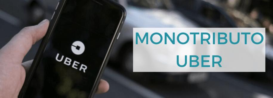 Monotributo Uber 2021