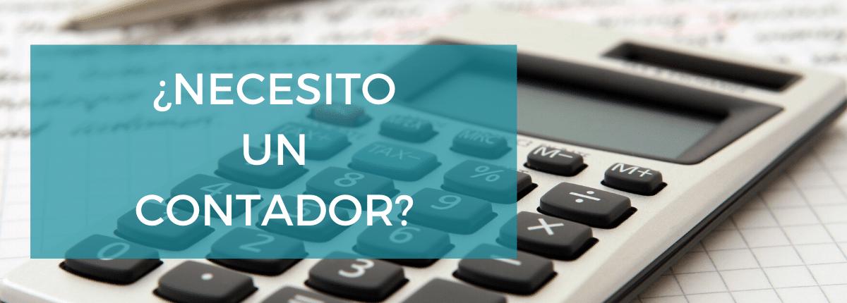 ¿Necesito contador para ser Responsable Inscripto?