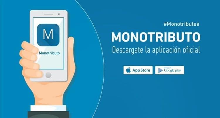 Deuda Monotributo app afip