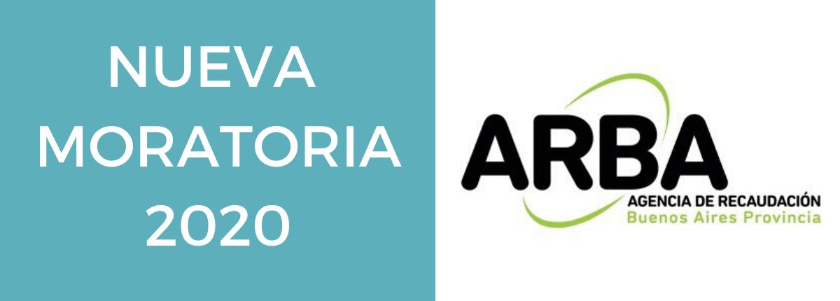 Moratoria 2020 ARBA