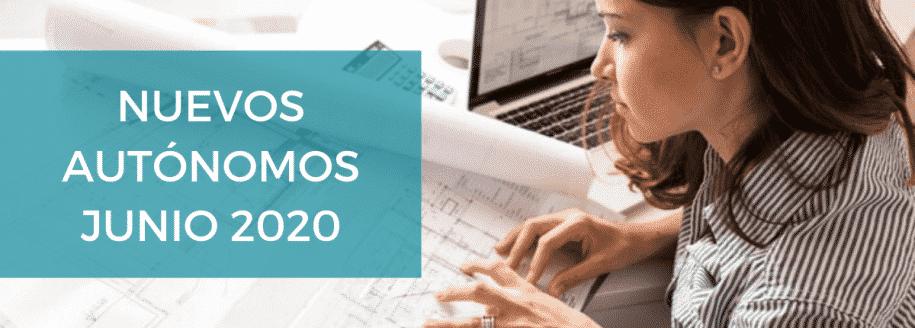 autonomos afip junio 2020