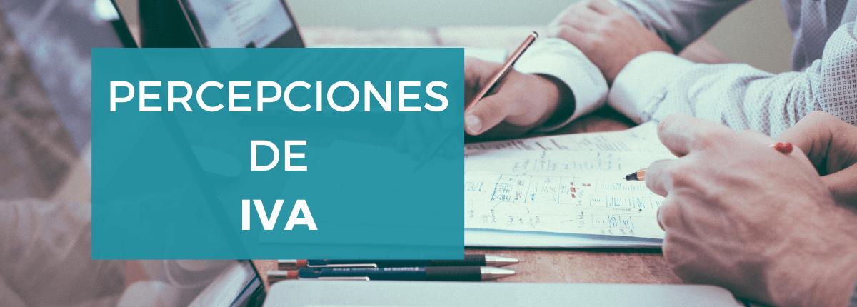 Percepciones IVA