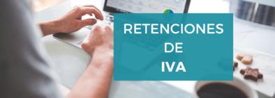 Retenciones de IVA