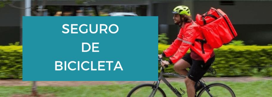 cómo funciona seguro bicicleta